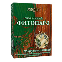 "ФИТОСБОР ""ФИТОПАР №3 ОБЩЕУКРЕПЛЯЮЩИЙ"""