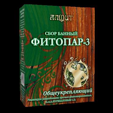 """ФИТОСБОР """"ФИТОПАР №3 ОБЩЕУКРЕПЛЯЮЩИЙ"""" в Санкт-Петербурге"""