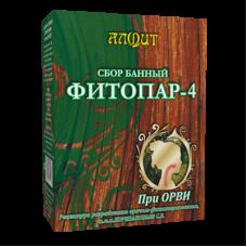 """ФИТОСБОР """"ФИТОПАР №4 ОРВИ"""""""