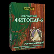 """ФИТОСБОР """"ФИТОПАР №5 УСПОКАИВАЮЩИЙ"""""""